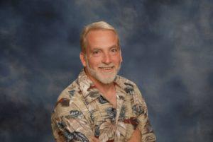 Peter Lewis, Custodian and Landscaper