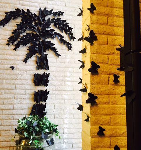 Palm Sunday Progress of the Butterflies