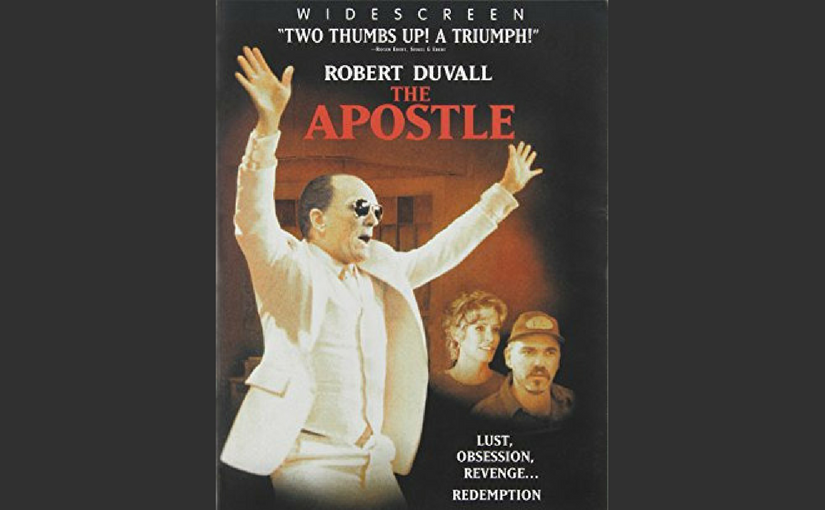 """The Apostle"" showing at Cosmic Christians discussion group"