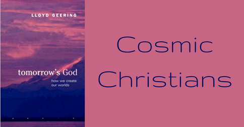Cosmic Christians began another book
