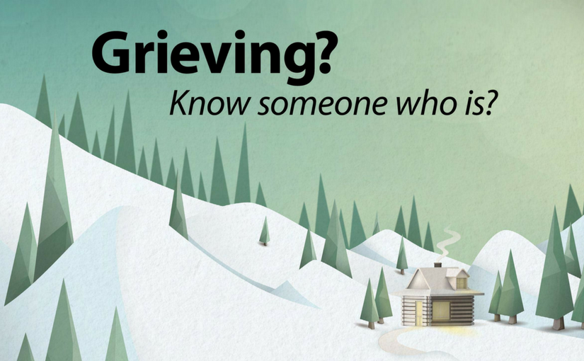 Grieving? Know someone who is? GriefShare seminar at Church of the Palms UCC Sun City