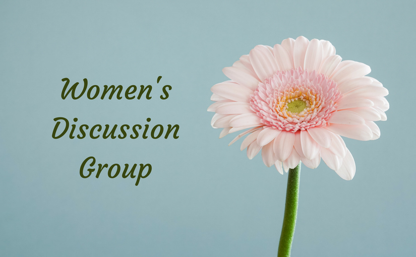 Women's Discussion Group Church of the Palms UCC Sun City