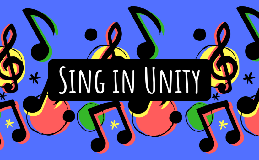 """Sing in Unity"" – an ecumenical music event"